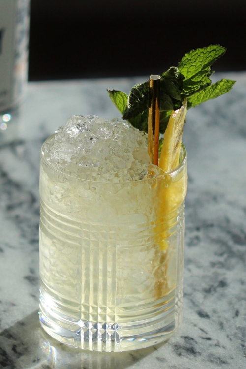 Wheatley Vodka Pineapple Mint Julep