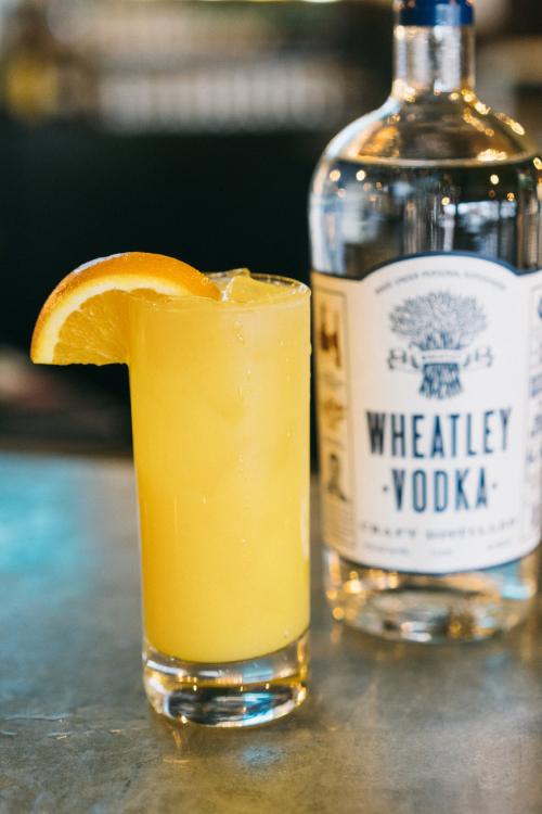 Wheatley Vodka Screwdriver