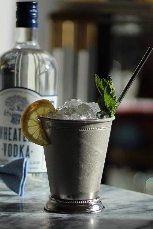 Wheatley Vodka Sweet Tea Mint Julep