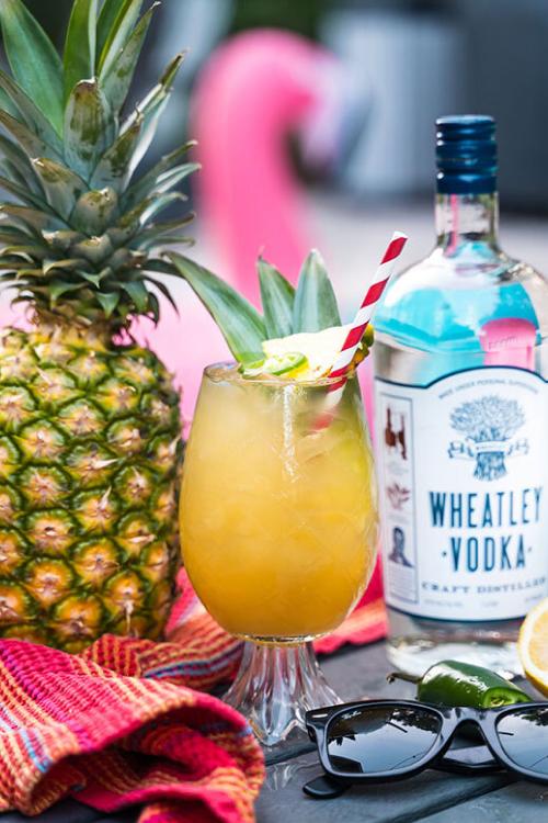 The Pineapple Bottom